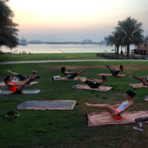 Sunset Pilates